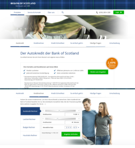 bank of scotland autofinanzierung finanzierungsrechner auto. Black Bedroom Furniture Sets. Home Design Ideas